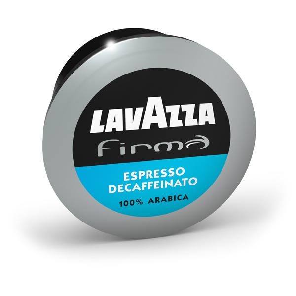 Lavazza Firma Espresso Deccafeinato